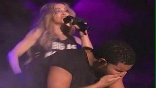Drake Gave Madonna The Cold Shoulder At After-Party Following Her On Stage Kiss