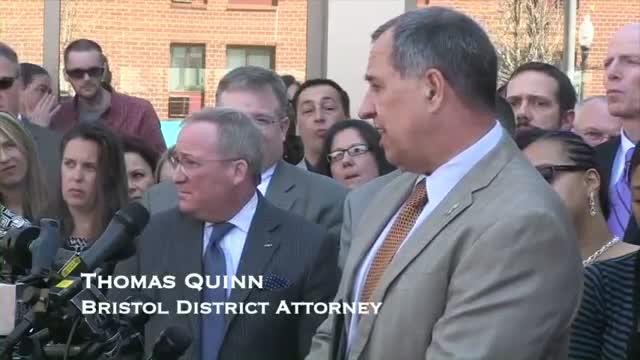 Aaron Hernandez found guilty of murdering Odin Lloyd