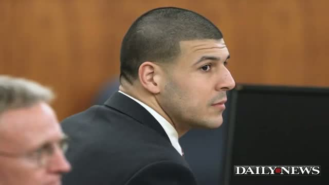 Aaron Hernandez Found Guilty in Murder of Odin Lloyd