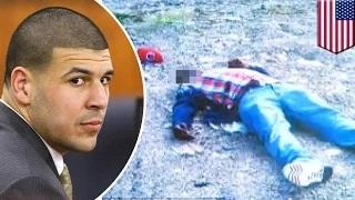 Aaron Hernandez trial: Former New England Patriots tight end found guilty in murder of Odin Lloyd