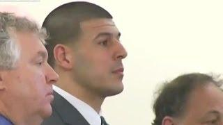Aaron Hernandez sentenced for first-degree murder