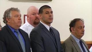 Aaron Hernandez Verdict: Former NFL Star Gets Life Without Parole