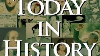 Today in History for April 18th Video