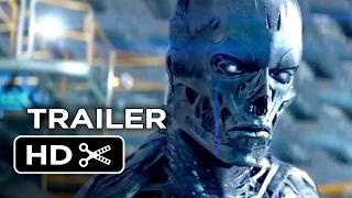 Terminator: Genisys Official Trailer #2 (2015) - Arnold Schwarzenegger Movie HD