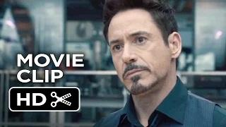 Avengers: Age of Ultron Movie Clip #1 - We'll Beat It Together (2015) - Avengers Sequel HD