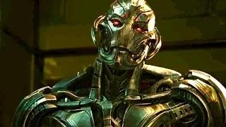 Avengers: Age of Ultron Movie CLIP - Ultron Fight (2015) Robert Downey Jr. Marvel Movie