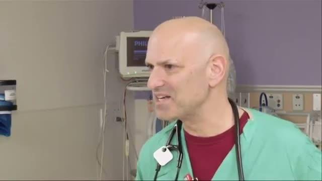 'Tutu Tuesdays' Brighten Faces at Kids' Hospital