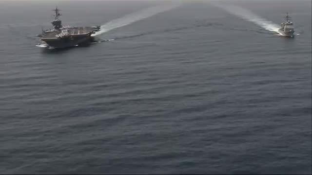 US Warship Heads Toward Waters Off Yemen