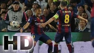 Barcelona vs PSG Paris Saint-Germain 2-0 ALL GOALS Champions League 2015 HD
