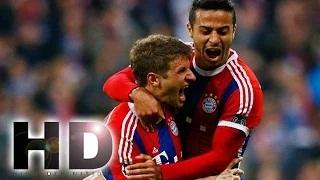 Bayern Munich vs Porto 6-1 All Goals & Highlights HD Champions League 2015
