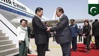 China-Pakistan Corridor: Xi Jinping drops $46 billion of infrastructure aid in Pakistan