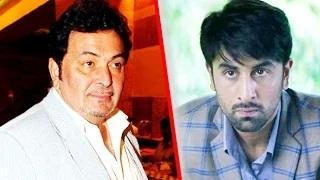Ranbir Kapoor Gives ATTITUDE To Dad Rishi
