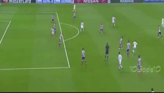 Real Madrid vs Atletico Madrid 1-0 All Goals & Highlights [22/4/2015] Champions League