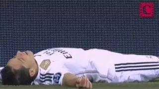 Gol de Chicharito Real Madrid vs Atletico Madrid 1-0 champions league 2015