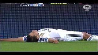 Javier Chicharito Hernandez Gol Goal - Real Madrid vs Atletico De Madrid 2015 Champions League 2015
