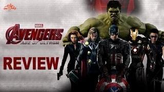 Avengers: Age of Ultron Movie Review    Robert Downey Jr., Scarlett Johansson, Mark Ruffalo