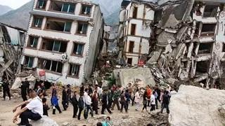 Nepal Earthquake: Anchor feel the earthquake tremors; epicentre was Nepal