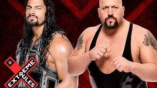 Roman Reigns vs. Big Show - Extreme Rules WWE 2K15 Simulation
