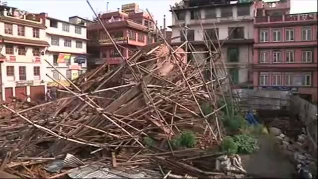 3,300 Known Dead in Nepal Video