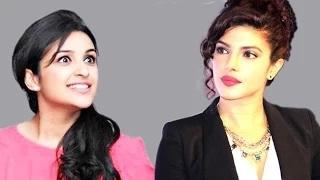 Priyanka Chopra To Re-launch Parineeti Chopra ?