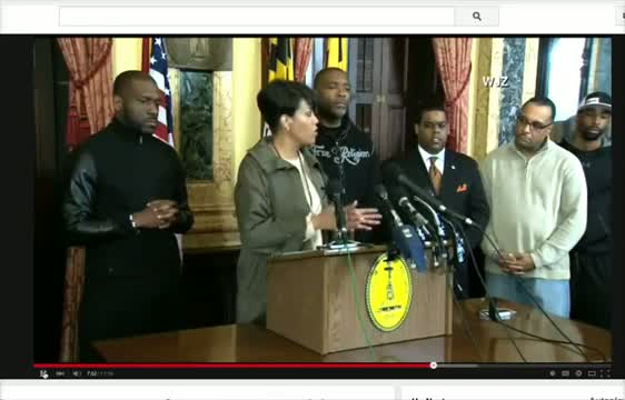 Baltimore Mayor Admits: We Let Rioters Destroy City During Freddie Gray Protest