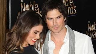 Ian Somerhalder is Married! The Vampire Diaries Star Weds Nikki Reed After 9 Months of Dating