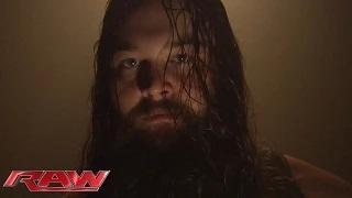Bray Wyatt sends a message to Ryback: WWE Raw, April 27, 2015