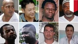 Indonesia execution: 'Bali Nine' duo among eight drug convicts killed by firing squad