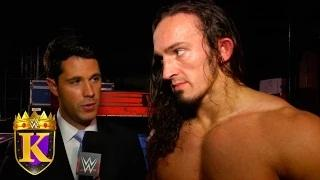 Neville discusses his King of the Ring defeat: April 28, 2015