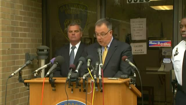 Police Union: Charges Are a 'Rush to Judgment'