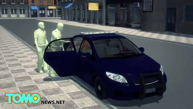 Atlanta shootout: woman shoots at cops while inside patrol car
