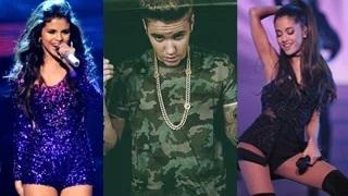 The Hottest Young Pop Stars Of This Generation - Justin Bieber, Selena Gomez, Ariana Grande And More
