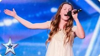 Could singer Maia Gough be the one to watch? - Britain's Got Talent 2015