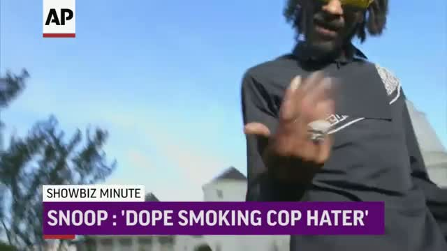 ShowBiz Minute: Bullock, Snoop Dogg, Carey