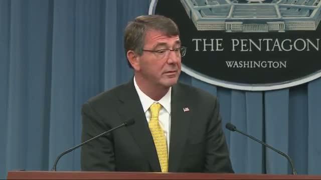 Defense Secretary Tries to Calm Texas Rumors