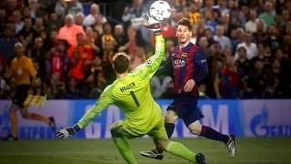 Lionel Messi Amazing Second Goal - Barcelona vs Bayern Munich 2 0 - 5 06 2015 Champions League HD