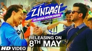 Zindagi Aa Raha Hoon Main (FULL VIDEO Song) - Atif Aslam & Tiger Shroff