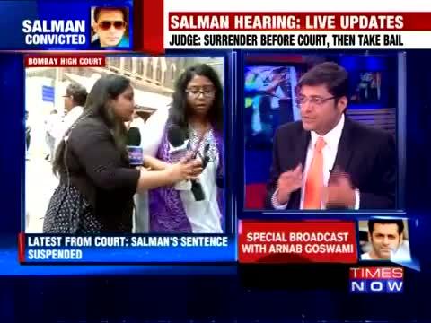 BREAKING: No jail for actor Salman Khan