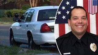 Officer down: Gunman shoots Idaho police officer dead during routine traffic patrol