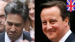 UK election 2015: Conservatives win Westminster majority, Cameron gets his mojo back