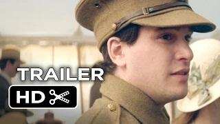 Testament Of Youth Official US Release Trailer #1 (2015) - Kit Harington, Hayley Atwell War Movie HD