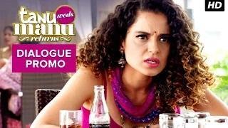 Tanu Finds Out About Manu's Affair! | Tanu Weds Manu Returns | Dialogue Promo