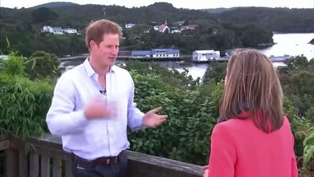 Prince Harry: 'I'm at a Crossroads'