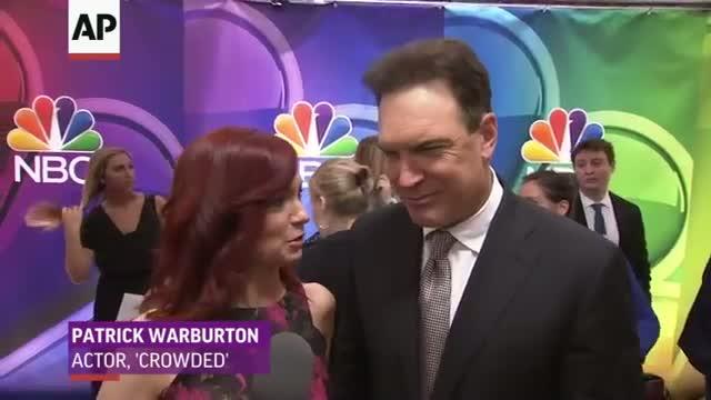 NBC Stars Talk Up Their New Comedies