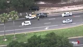 George Zimmerman Shot after Road Rage Incident in Lake Mary, Florida