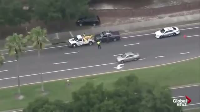 George Zimmerman Shot after Road Rage Incident in Lake Mary (VIDEO)
