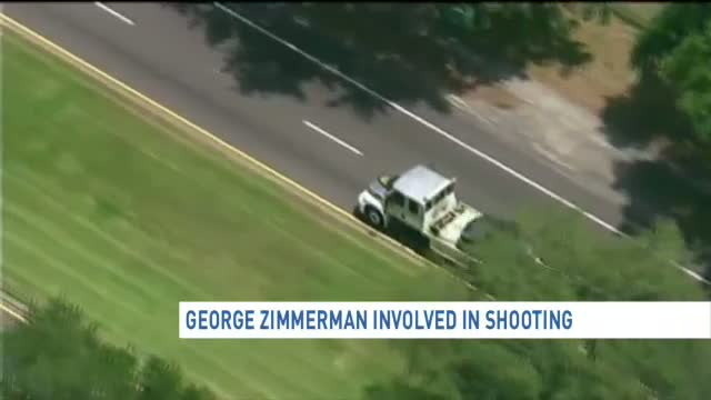 Attorney: George Zimmerman not seriously hurt after shooting