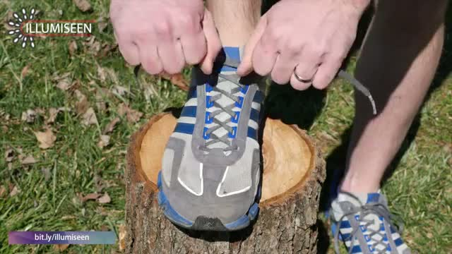 A Tip from Illumiseen: How to Prevent Running Shoe Blisters With a 'Heel Lock' or 'Lace Lock'
