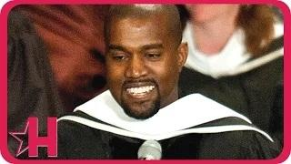 Kanye West's Weird Honorary Doctorate Speech