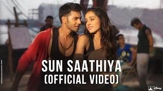 Sun Saathiya Song - ABCD 2 (2015) - Varun Dhawan & Shraddha Kapoor